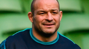 Ireland captain Rory Best will lead by example this evening