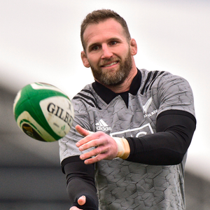 "New Zealand's Kieran Read is expecting an ""awesome test match"""
