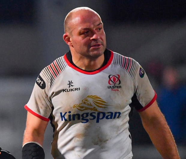 CLASS ACT: Rory Best. Pic: Sportsfile