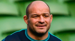 Ireland captain Rory Best is send Joe Schmidt out with something very special