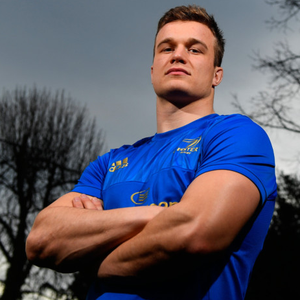 KEY ROLE: Josh van der Flier pictured at the Leinster press conference at UCD. Photo: Sportsfile