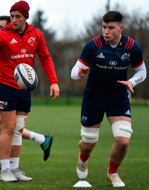 Fineen Wycherley garnered high praise for his performance against Leinster