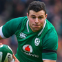 Robbie Henshaw returns to line out at full-back against England tomorrow