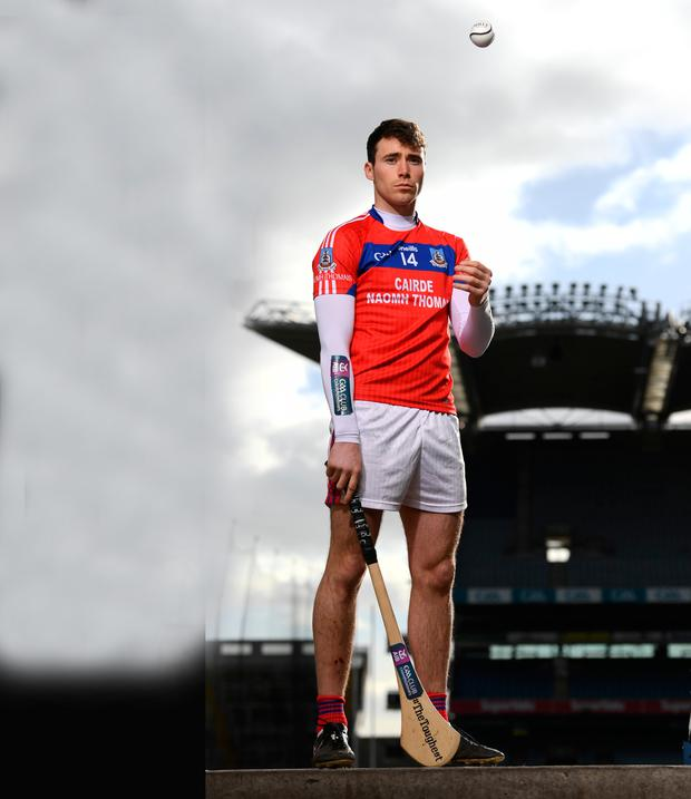 WARNING: St Thomas' Conor Cooney is worried about the future of rural clubs. Pic: Sportsfile
