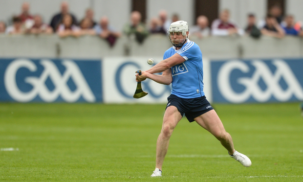 PULLED OUT: Dublin ace Liam Rushe failed to start against Tipperary on Saturday. Photo: SPORTSFILE