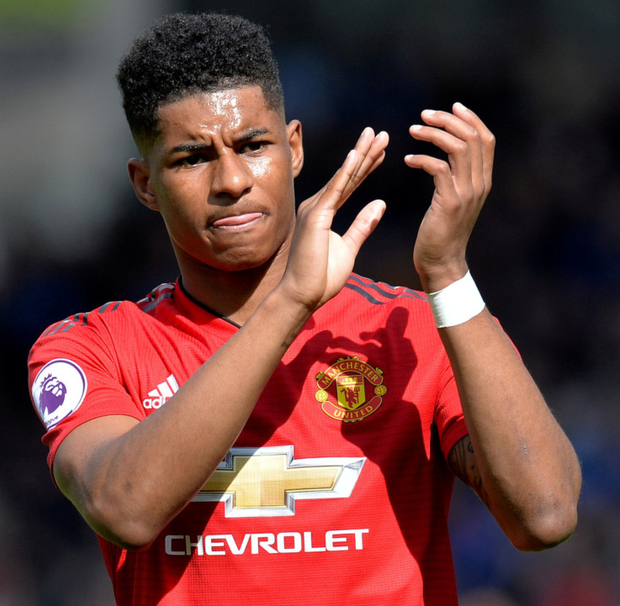 Determined Rashford wants to help Manchester United compete for titles