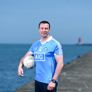 Ray Cosgrove is annoyed at the claims that Dublin underage teams have an unfair advantage due to money