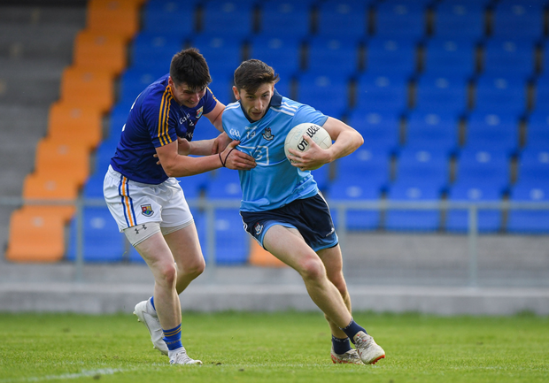 Ciaran Archer has impressed for Dublin