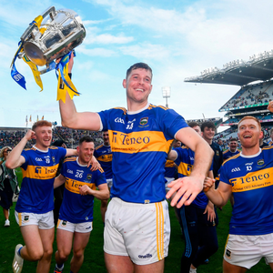 Season to savour: Seamus Callanan