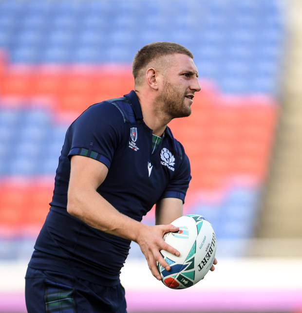 VISION: Finn Russell. Pic: Sportsfile