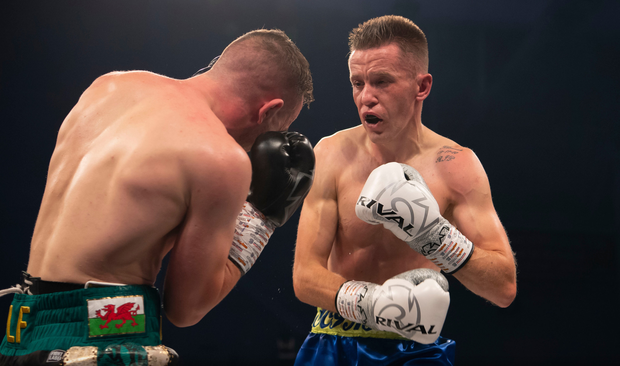WINNING WAYS: Tallaght pro Dylan McDonagh is hoping to announce some big news after his win last weekend. Photo: Getty Images