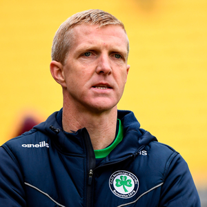 JUGGERNAUT: Ballyhale manager Henry Shefflin. Photo: SPORTSFILE