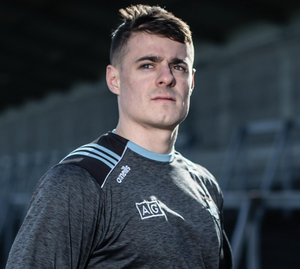 Brian Howard at the announcement of Kinetica Sports as Official Sports Nutrition Partner to Dublin GAA