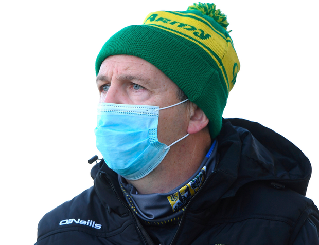 Kerry football manager Peter Keane