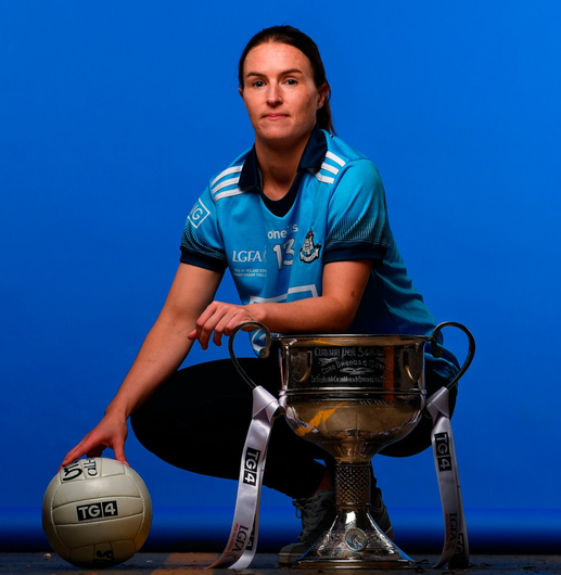 Sinéad Aherne expects Donegal to provide a stiff test for Conor champions Dublin