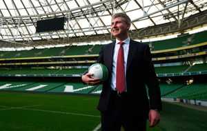 IN THE SPOTLIGHT: New Republic of Ireland manager Stephen Kenny. Photo: SPORTSFILE