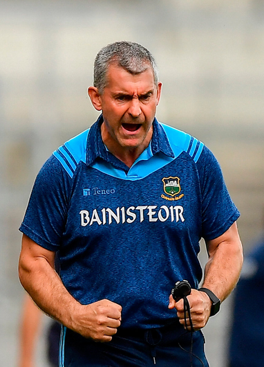 RESOLVE: Tipperary manager Liam Sheedy. Photo: Sportsfile