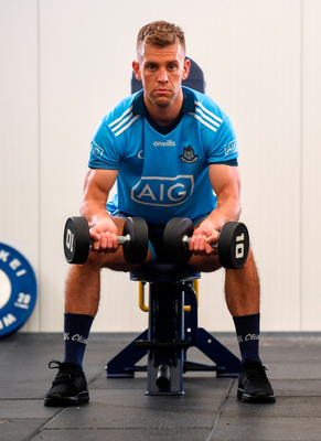 Jonny Cooper had to bide his time before he became established on the Dublin team