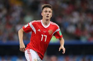 Golovin, who had been chased by Chelsea, scored 13 goals in 113 appearances for CSKA, who said they had received a club-record fee for his services.