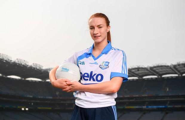 EXPERIENCE: Dublin's Lauren Magee. Pic: Sportsfile