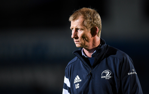 COMPLICATIONS: Leo Cullen has no way of knowing what type of games will be played when rugby eventually resumes. Pic: Sportsfile