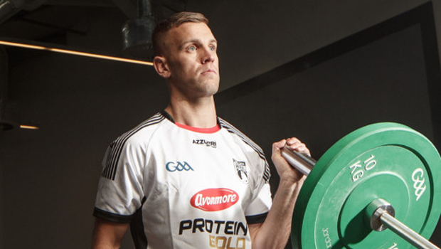 Dublin footballer Jonny Cooper – pictured at the launch of Avonmre Protein Gold – is battling to get back into the Dublin team