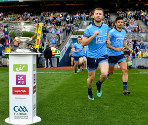 Jack McCaffrey's exit from the Dublin panel has dented their hopes of adding to the history books by making it six All-Irelands in a row