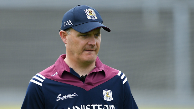 MAGIC TOUCH: Donoghue ended Galway's losing run. Photo: SPORTSFILE