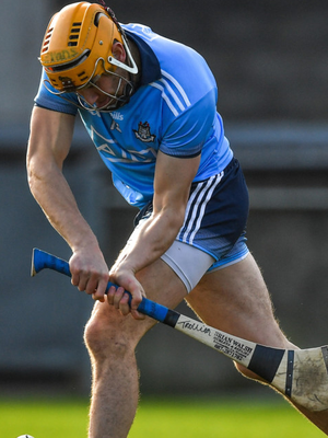 Eamonn Dillon (pictured) was forced out of the game against Laois with a hamstring injury but Liam Rushe and Paul Ryan will be in the frame for the Carlow game in two weeks