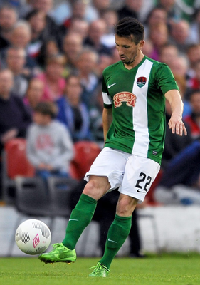 Liam Miller. Pic: Sportsfile
