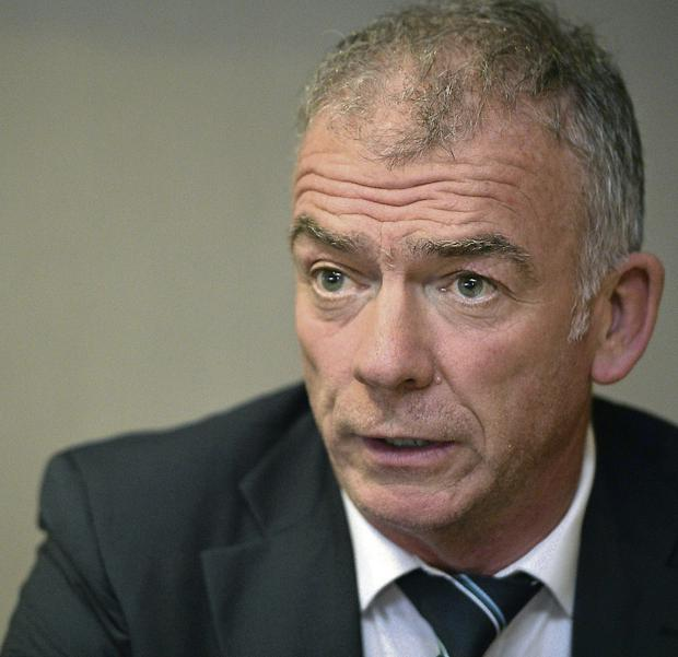 Chairman of National Referee Committee Pat McEnaney. Picture: Barry Cregg / SPORTSFILE