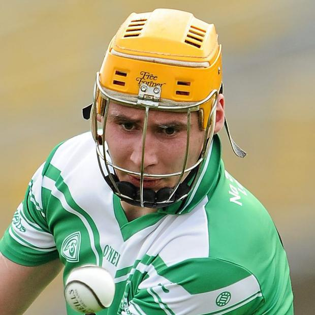 Tommy Somers, Lucan Sarsfields. Picture: Ray McManus/SPORTSFILE