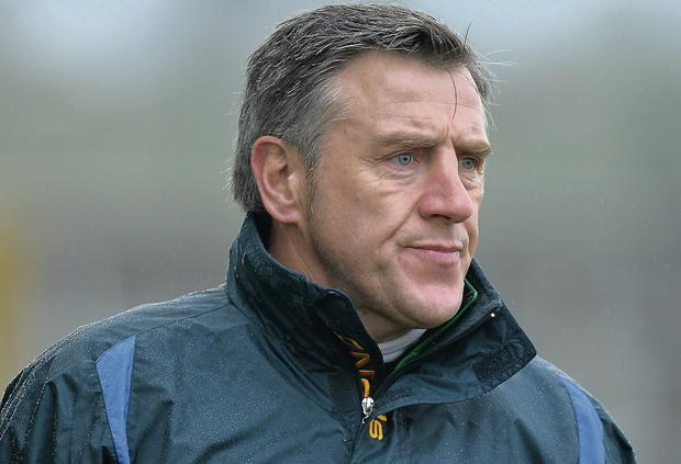 Longford manager Jack Sheedy. Picture: Matt Browne/SPORTSFILE