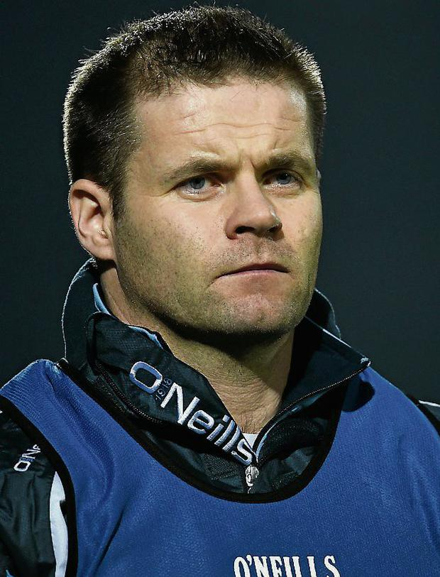 Dublin manager Dessie Farrell. Picture: Ramsey Cardy/SPORTSFILE