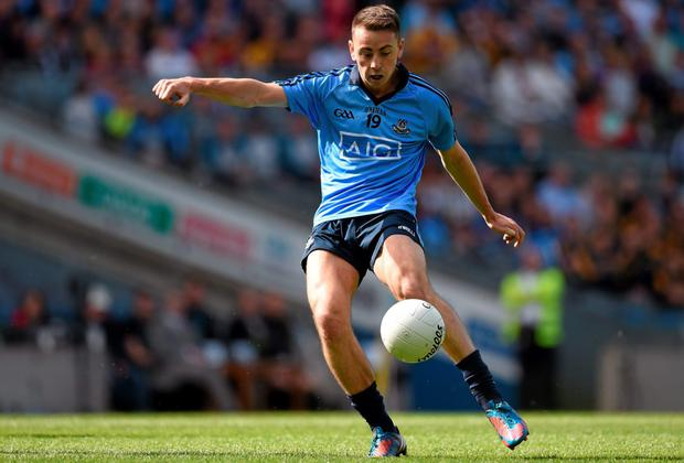 Cormac Costello. Picture credit: Stephen McCarthy / SPORTSFILE