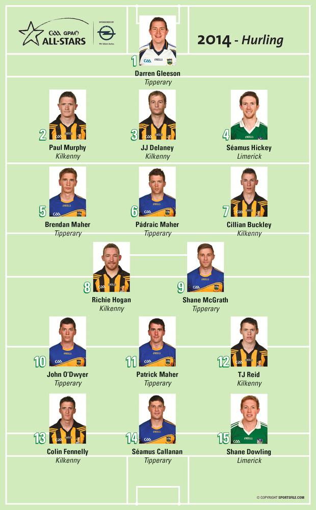 Hurling Allstars