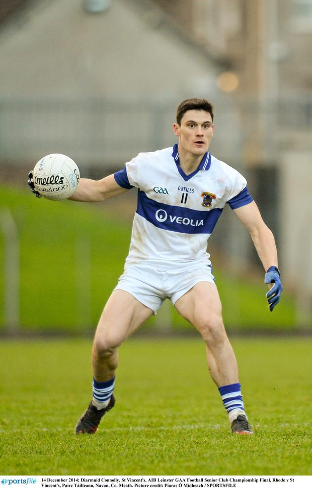 Diarmuid ~~Connolly
