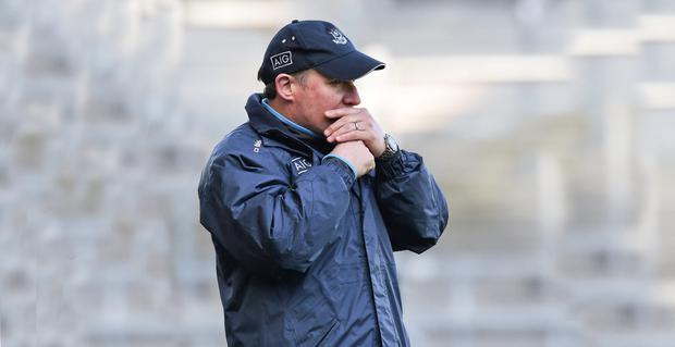 Dublin manager Jim Gavin