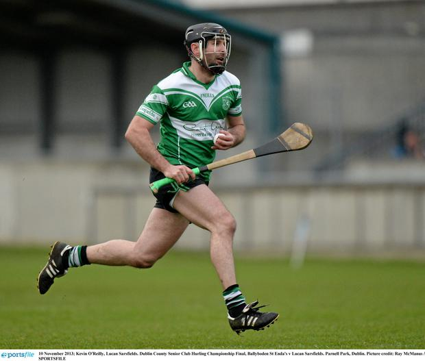 Lucan's Kevin O'Reilly