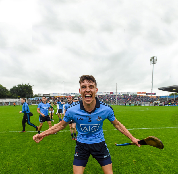 Dublin hurler Chris Crummey, who has shown excellent early season form for Ger Cunningham's side in their Walsh Cup campaign Photo: Sportsfile