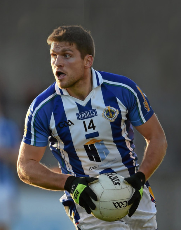 Ballyboden St Enda's forward Conal Keaney.