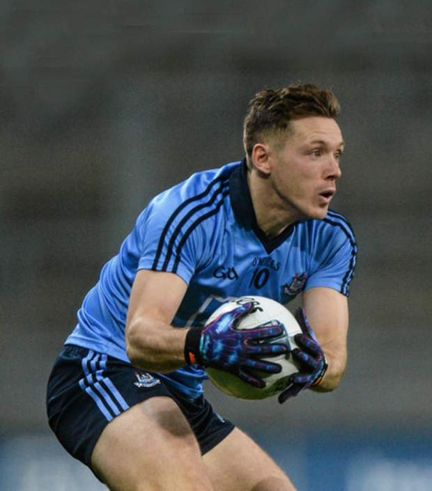 Dublin's Paul Flynn who returned to competitive action against Monaghan Photo: Sportsfile