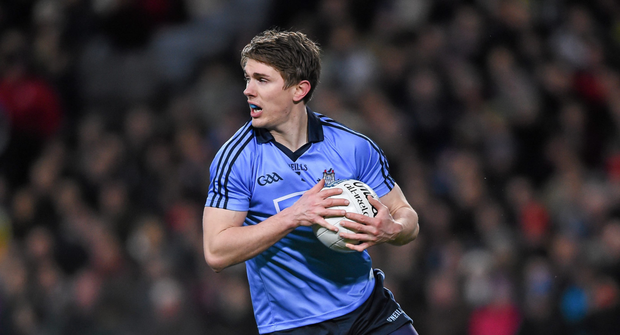 Dublin defender Mick Fitzsimons. Photo: Sportsfile