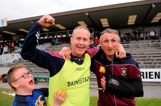 Westmeath now focus on Dublin or Wexford in the Leinster semis after their defeat of Kilkenny. Photo: Sportsfile