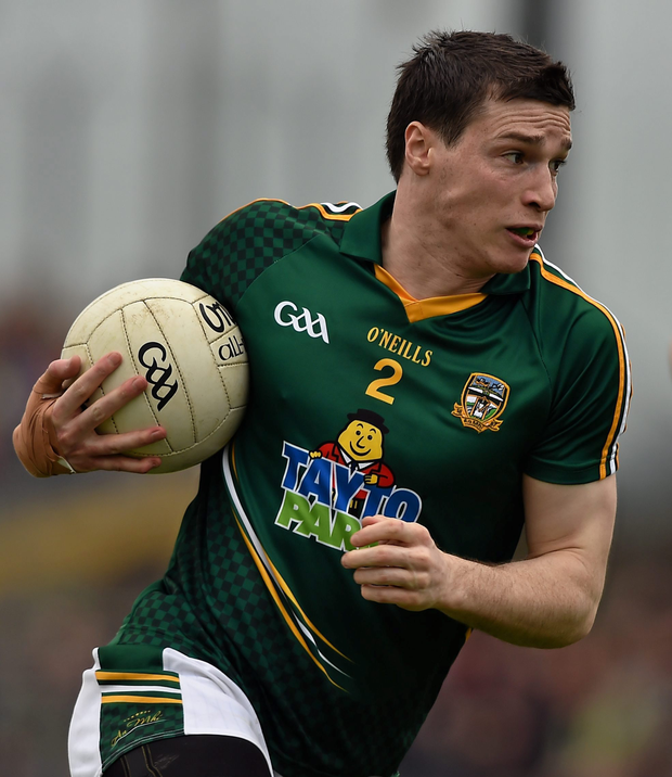 Meath defender Donnacha Tobin. Picture Credit: Sportsfile