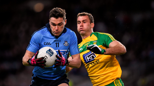 Dublin's Paddy Andrews. Pic: Sportsfile