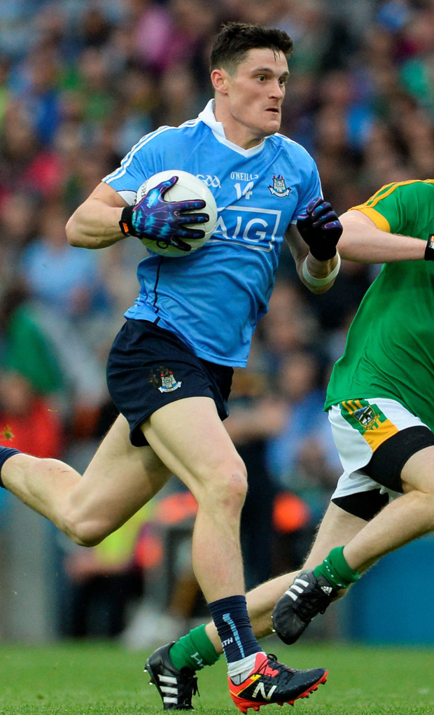 Diarmuid Connolly of Dublin in action. Photo: Oliver McVeigh/Sportsfile