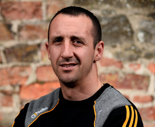 Eoin Larkin's tour of duty in Syria has made him reflect on the importance of hurling.