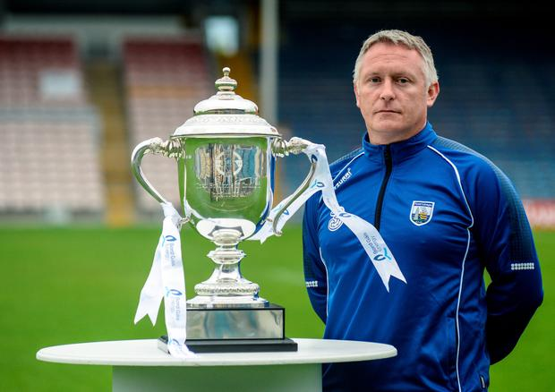 Waterford boss Sean Power wants All-Ireland glory