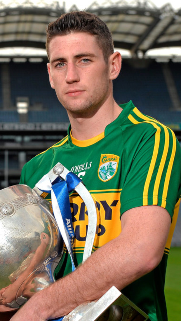 Kerry's Paul Geaney reckons Dublin are the best side he's faced